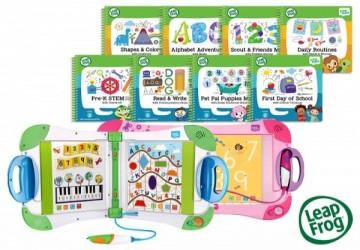 LeapStart幼童行動學習全系列超值組合