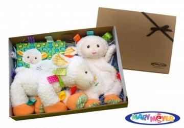 Mary Meyer 經典彌月禮盒-咩咩小綿羊