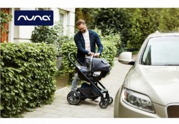【Nuna】Pipa提籃式汽車安全座椅