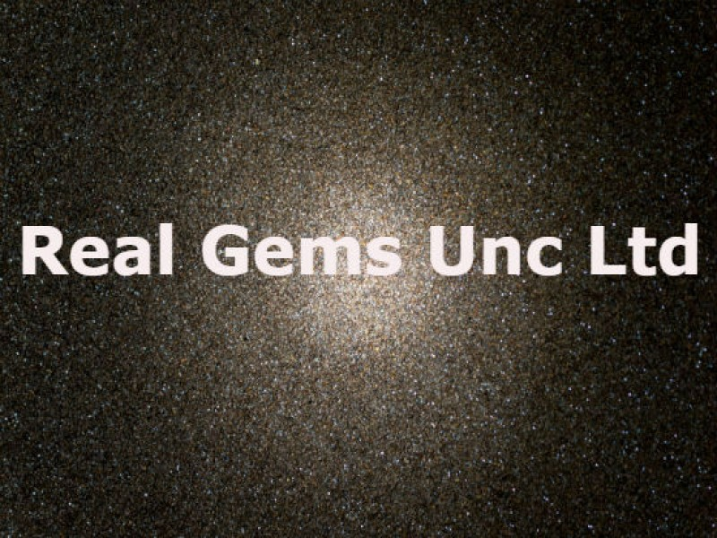 Real Gems Unc Ltd