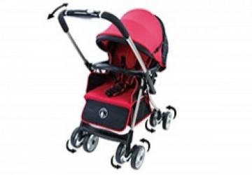ST212 全方位換向四輪嬰兒手推車
