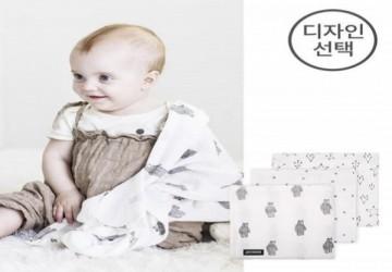 韓國 天然竹纖涼感巾-3款