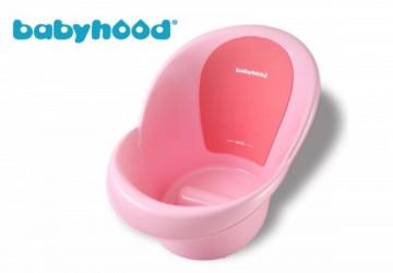 babyhood朵唯浴桶-粉色限定限量款
