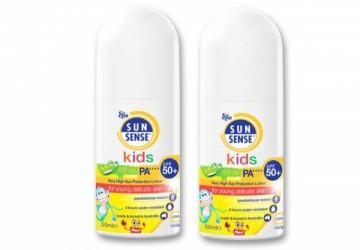 陽光智慧兒童防曬乳 SPF50+ 50ml(買一送一)