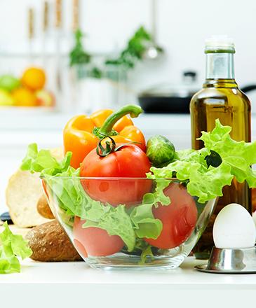 蔬食料理廚房!