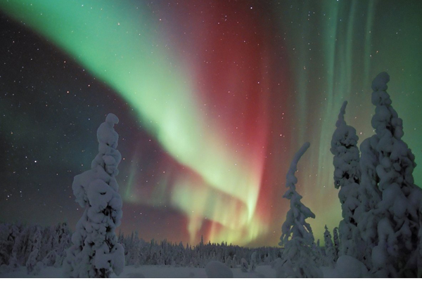 芬蘭極光行 五大樂事做了更有趣