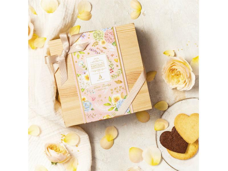 花初之美-磅蛋糕禮盒
