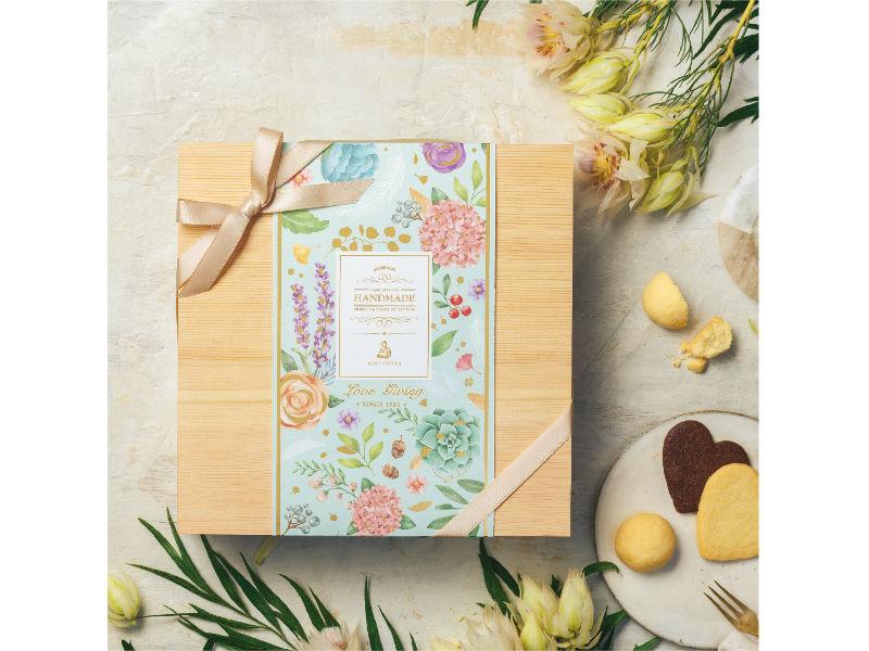 花聚之美-餅乾禮盒