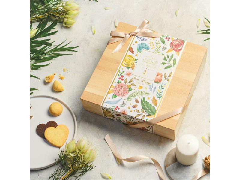 花慶之美-餅乾禮盒