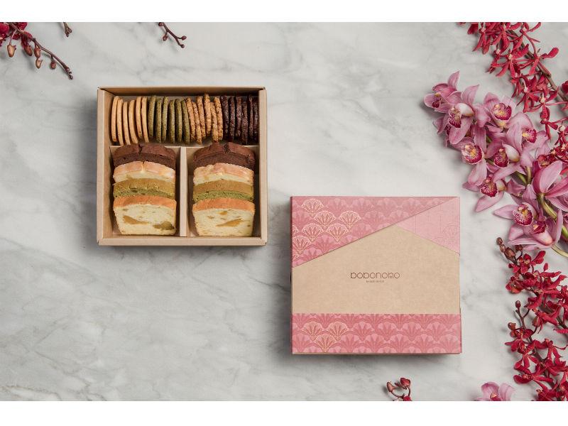 絨花 (餅乾蛋糕禮盒)