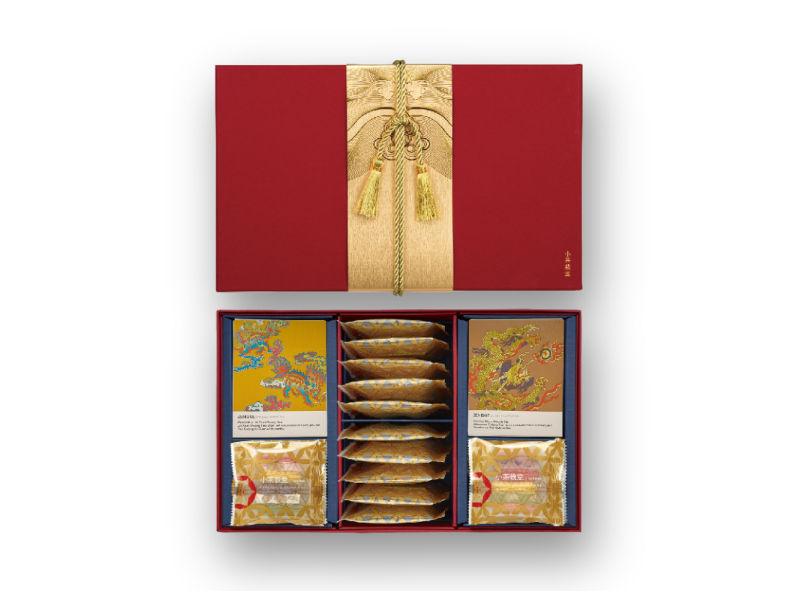 小茶紅禮盒