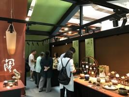 陶藝品特裝攤位