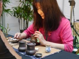 茶席文化典雅